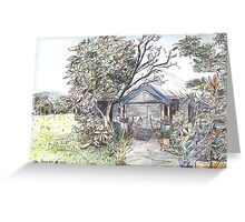 Lake Munmorah Homestead Greeting Card