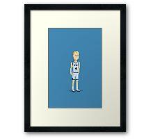 Skiles Framed Print