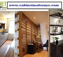 Cabinet Maker NYC by cabinetmaker25