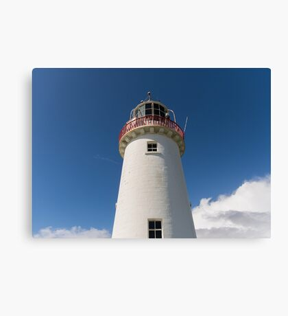 Loop Head Lighthouse Canvas Print