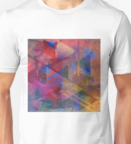 Another Time (Square Version) - By John Robert Beck Unisex T-Shirt
