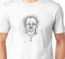 fast sketch self portrait Unisex T-Shirt