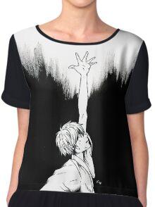 Yukine and the Darkness Chiffon Top