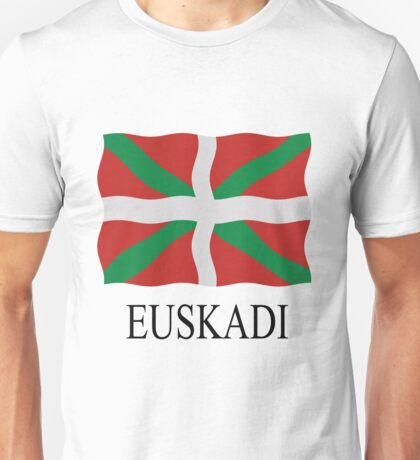 Basque flag Unisex T-Shirt
