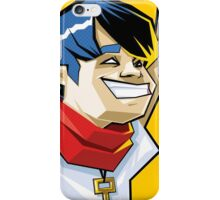 Boy Adventurer iPhone Case/Skin