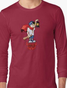 Boy Adventurer Long Sleeve T-Shirt