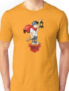 Boy Adventurer Unisex T-Shirt