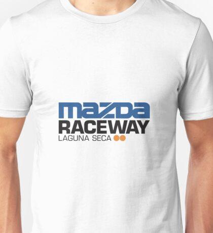 Laguna Seca Raceway Unisex T-Shirt