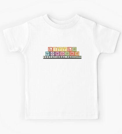 BioShock – Little Wonders Educational Facility Kids Tee
