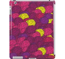 Brains everywhere iPad Case/Skin