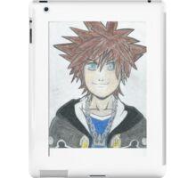 Sora Kingdom Hearts iPad Case/Skin