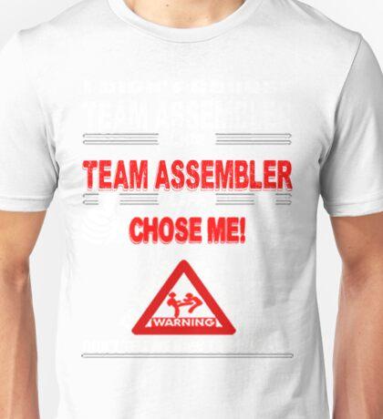 Team Assembler Life Unisex T-Shirt