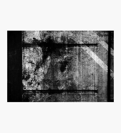 Grunge Wall Texture Photographic Print