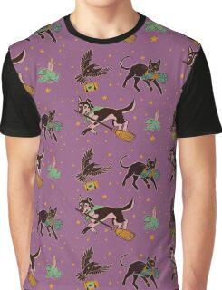 Familiar Friends Graphic T-Shirt