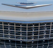 Cadillac Eldorado 62 Series Convertible, 1960 by Andreas Theologitis