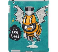 Cartoon Monster I'll Bee Bat iPad Case/Skin