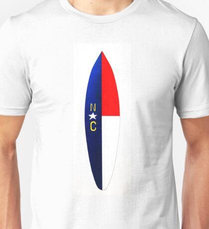 NC Surfboard Unisex T-Shirt