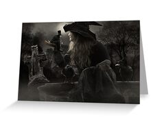 Happy Halloween My Love Greeting Card