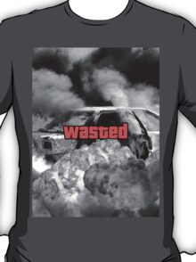 Wasted GTA T-Shirt