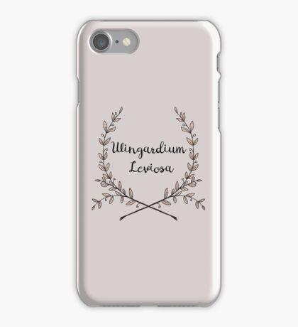 Wingardium Leviosa iPhone Case/Skin