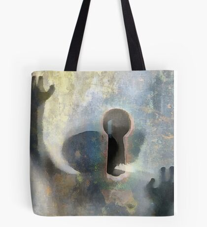 child of the blind Tote Bag