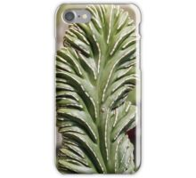 succulent plant iPhone Case/Skin