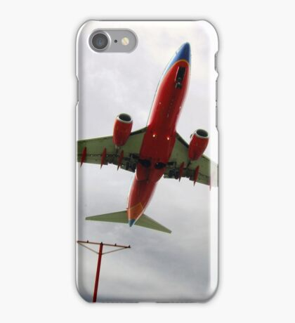 Southwest Airlines Boeing 737 iPhone Case/Skin
