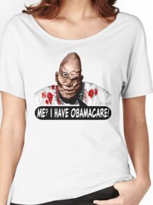 OBAMACARE MAN Women's Relaxed Fit T-Shirt