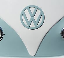 Volkswagen T1, 1966 by Andreas Theologitis