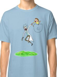 Rick and Morty! Classic T-Shirt