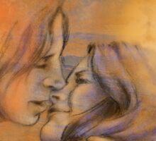 RumBelle, l'amour malgré tout v2 Sticker