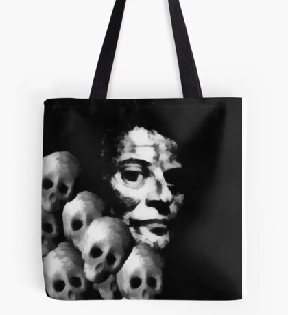 8 Heads in a Duffel Bag....a DARK Comedy Tote Bag