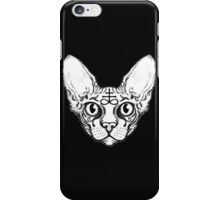 Sphinx Cat iPhone Case/Skin