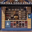 The V & A Waterfront Logo Store by awefaul