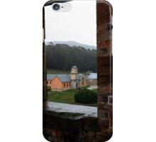 Hospital & Asylum, Port Arthur, Tasmania iPhone Case/Skin