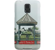 Up on the Roof  Samsung Galaxy Case/Skin