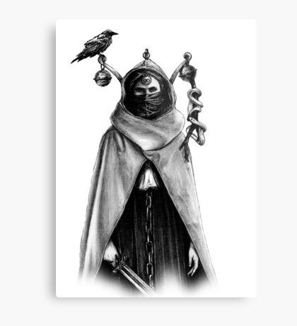 Tarot - Justice Metal Print