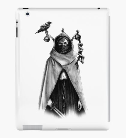 Tarot - Justice iPad Case/Skin