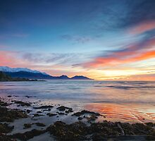 Kaikoura Sunrise by Images Abound | Neil Protheroe