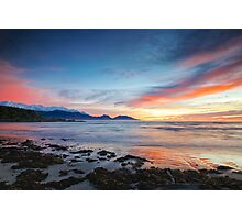 Kaikoura Sunrise Photographic Print