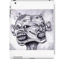 BW SPLIT iPad Case/Skin