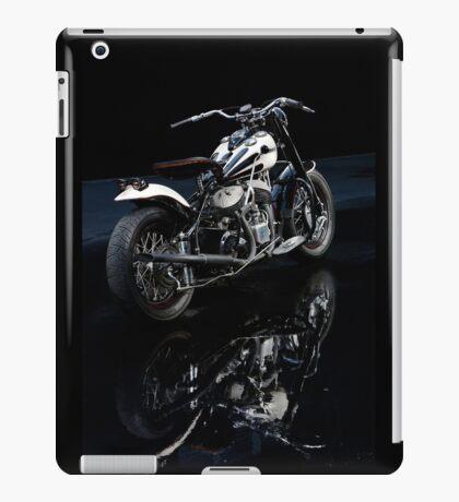 Indian Chief Blackhawk Bobber iPad Case/Skin
