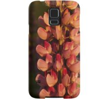Hot Pink Lupines From My Mother's Garden - Take 2 Samsung Galaxy Case/Skin