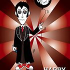 Dr Who Halloween Card 3 by mjfouldes