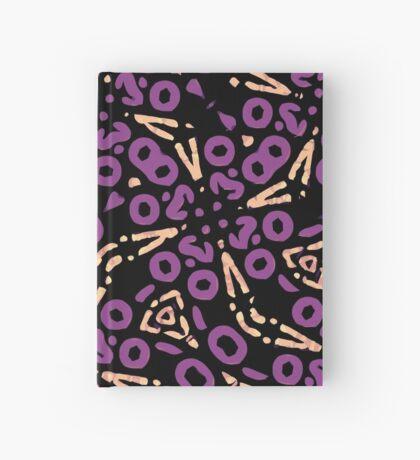 Series - Gekko Collection Pattern - Purple - 121816 Hardcover Journal