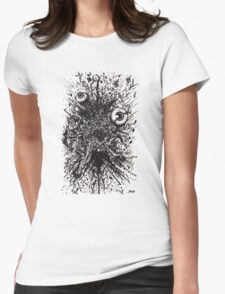 HEADACHE Womens Fitted T-Shirt
