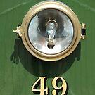 Tram Headlight by Yampimon