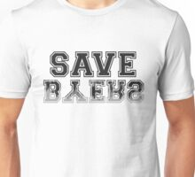 Save Byers Unisex T-Shirt