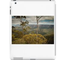 Megalong Valley iPad Case/Skin