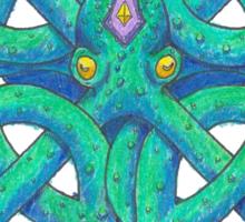 Celtic Octo Sticker